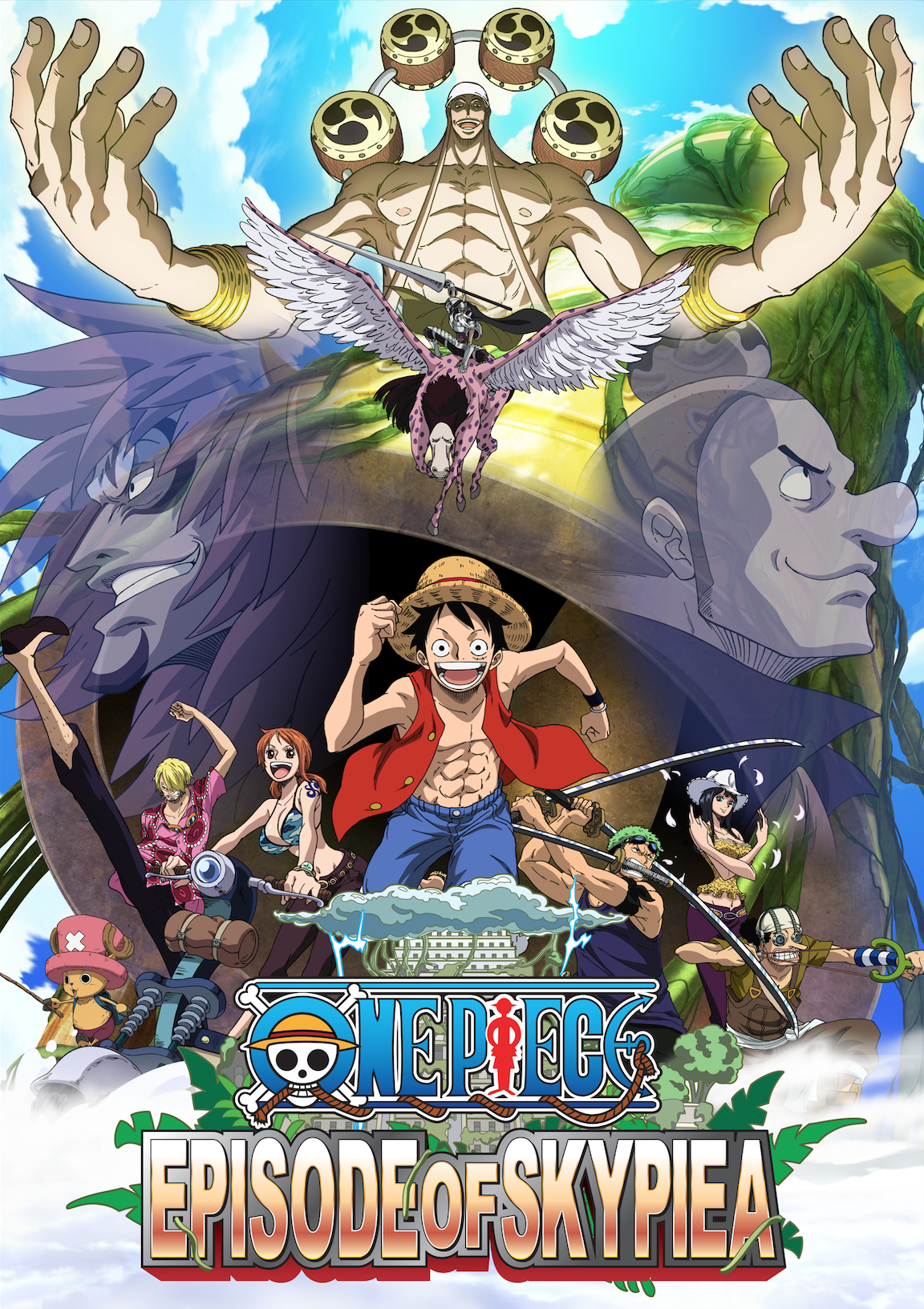 Funimation to Simulcast    One Piece  Episode of Skypiea    Anime     one piece episode of skypiea