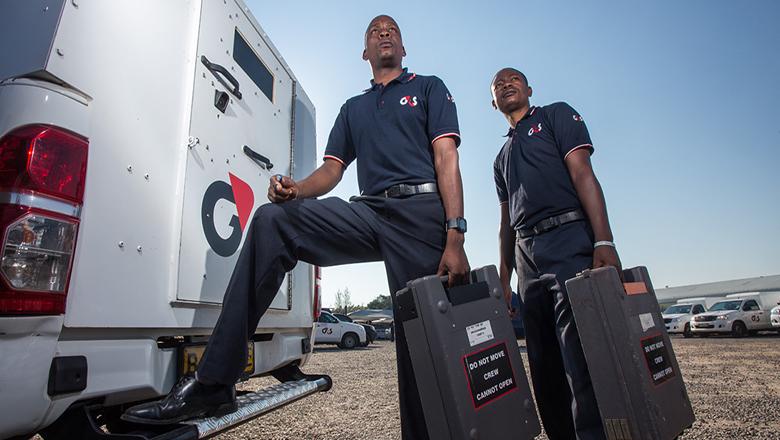 Cash Solutions | G4S Botswana