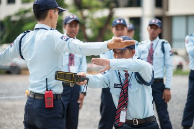SECURITY SERVICES | What we do | Thailand