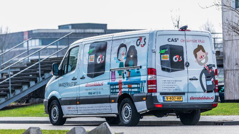 Geldtransport   Cash Solutions   G4S Nederland