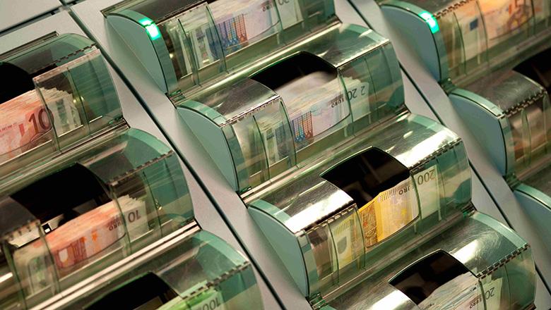 Geldverwerking   Cash Solutions   G4S Nederland