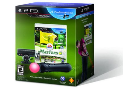 PlayStation Move Tiger Woods PGA Tour 12: The Masters Edition Bundle Unveiled - GameGuru
