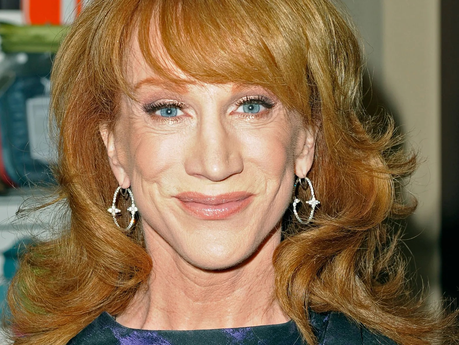 Montini  Sorry Kathy Griffin  YOU ruined your life  not Trump Kathy Griffin