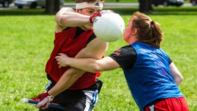 Quidditch is a full-contact sport: How Indy players manage ...