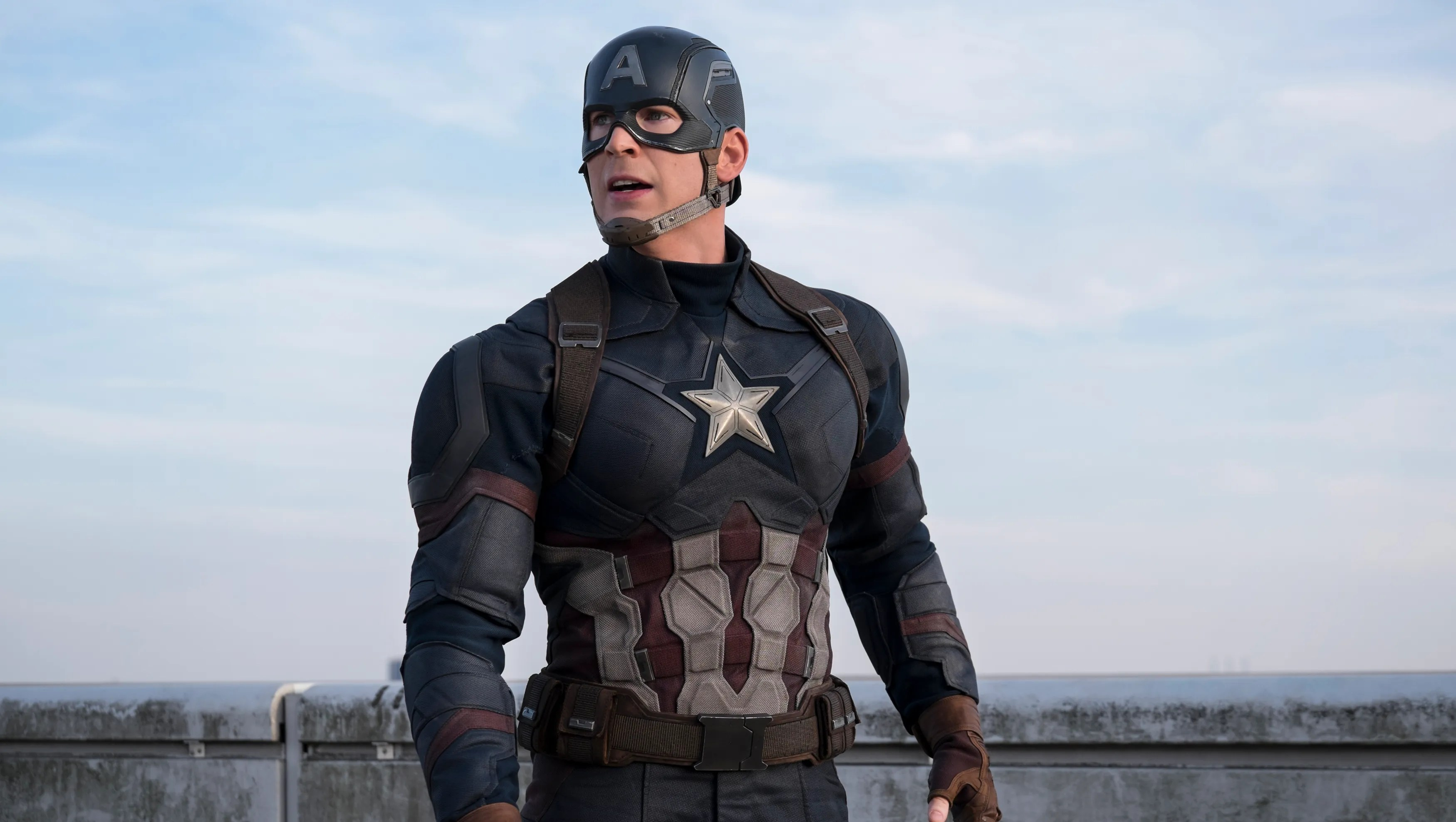 Chris Evans talks the end of Captain America   Nothing lasts forever