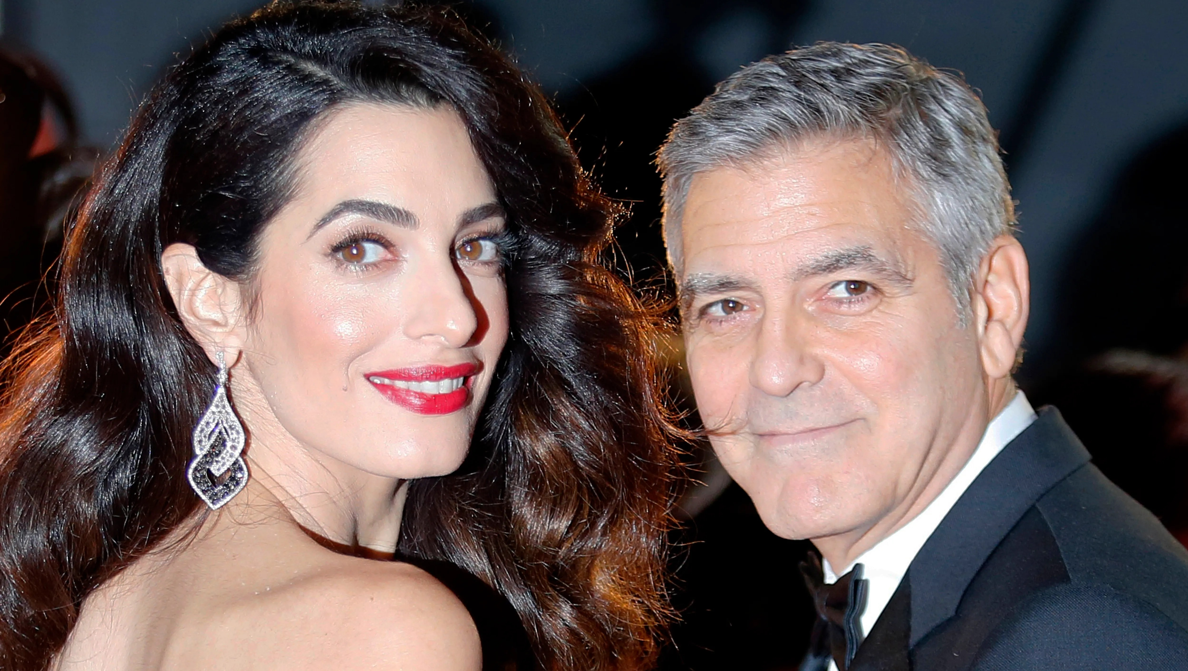 George  Amal Clooney donate  1 million SPLC to combat hate groups