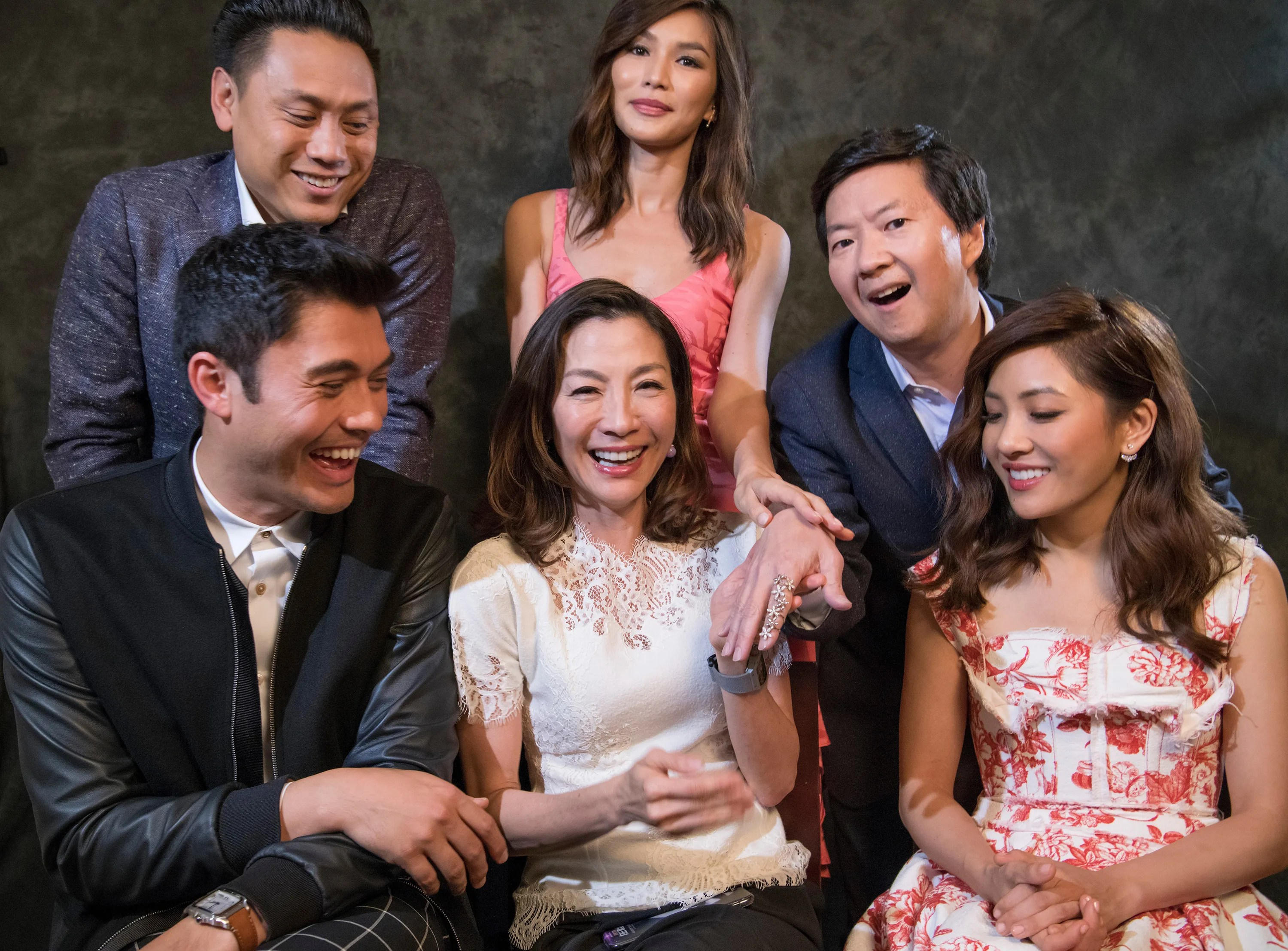 'Crazy Rich Asians': Inside our dinner with the historic cast