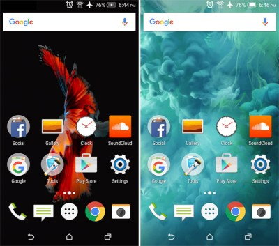 How To Get iPhone 6s Live Wallpapers On Android