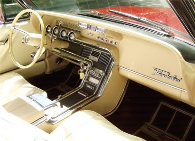 1966 Ford Thunderbird Convertible | Gentry Lane Automobiles