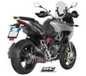 SILENCER APRILIA CAPONORD SC-PROJECT EXHAUST