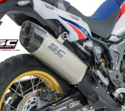 AUSPUFF HONDA AFRICA TWIN ADVENTURE EXHAUST