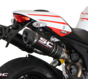 AUSPUFF DUCATI MONSTER 796 GPTECH SC-PROJECT