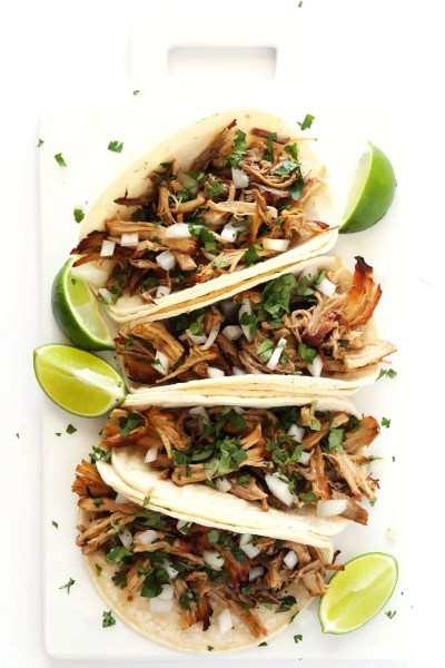 Crispy Slow Cooker Carnitas | Gimme Some Oven
