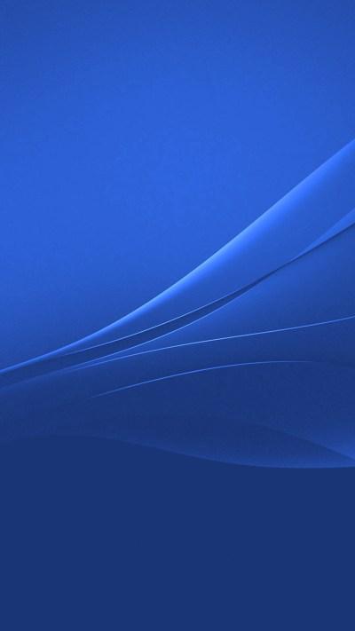 Blue Xperia Lollipop Experience Flow Wallpaper — Gizmo Bolt - Exposing Technology | Social Media ...