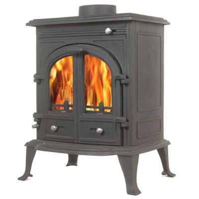 Cast Iron Log Burners - hundreds of traditional styles at Glowing Embers UK