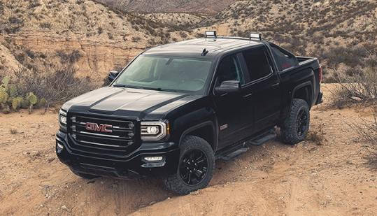 GMC Sierra Elevation Edition     GMC Life GMC life sierra 1500 all terrain