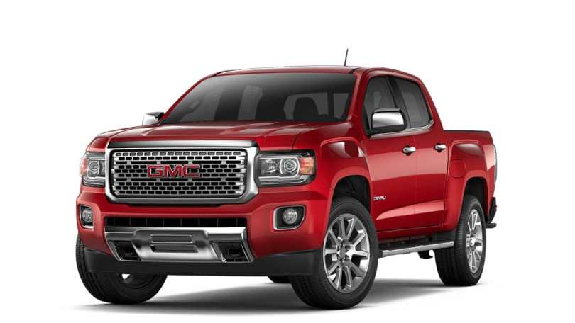 Trucks  SUVs  Crossovers    Vans   2018 GMC Lineup CANYON