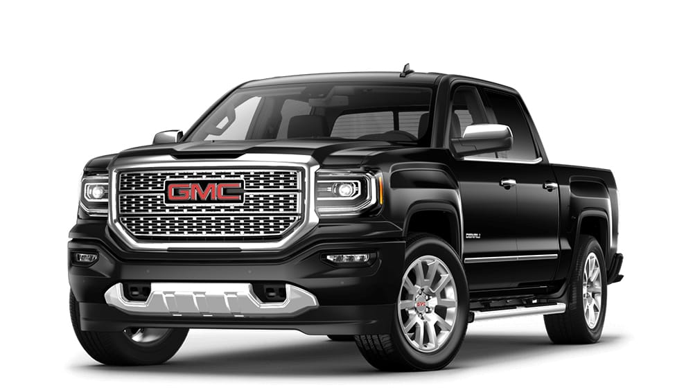 Trucks  SUVs  Crossovers    Vans   2018 GMC Lineup SIERRA 1500