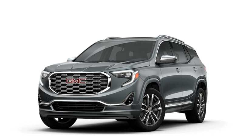 Trucks  SUVs  Crossovers    Vans   2018 GMC Lineup TERRAIN