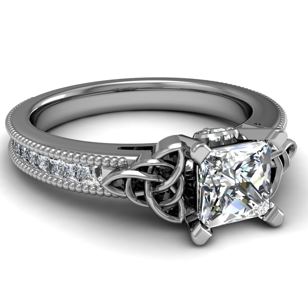 cheap princess cut engagement rings princess cut wedding rings unique princess cut engagement rings