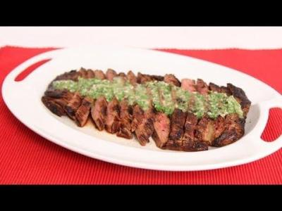 Grilled Chili Steak Fries - Recipe By Laura Vitale - Laura In The Kitchen Episode 120