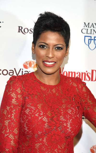 Tamron Hall – Woman's Day 14th Annual Red Dress Awards in New York – GotCeleb