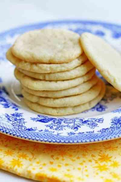 Southern Tea Cakes Recipe - Grandbaby Cakes
