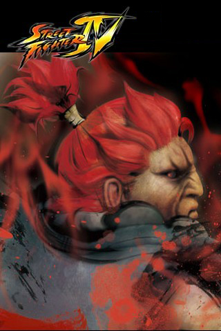 Facebook Street Fighter IV Akuma iPhone Wallpaper pictures, Street Fighter IV Akuma iPhone ...