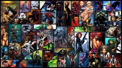 Fondos de pantalla de Marvel Comics, Wallpapers HD Gratis