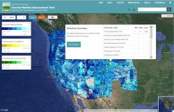 GreenInfo Network   Information and Mapping in the Public Interest WGA CHAT Map Page