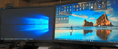 How to Set Different Wallpaper Backgrounds On a Dual-Monitor Setup