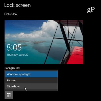 Five Ways to Customize the Windows 10 Lock Screen