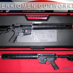 X 1 Lar 15 Rifle 5 56 223 18 Inch With Operator Car 6 Pos Stock New in Box Rra Xar1751b