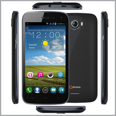 QMobile Noir A300 Price in Pakistan - Full Specifications & Reviews