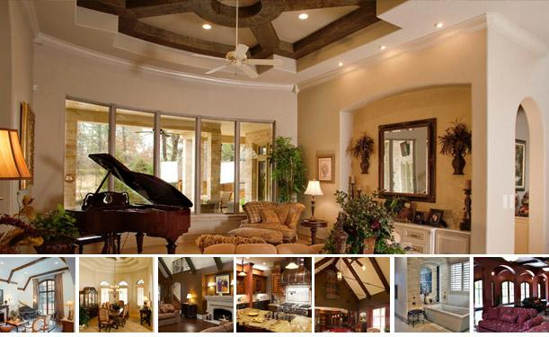 Interior Design | Scott Hamilton Custom Homes