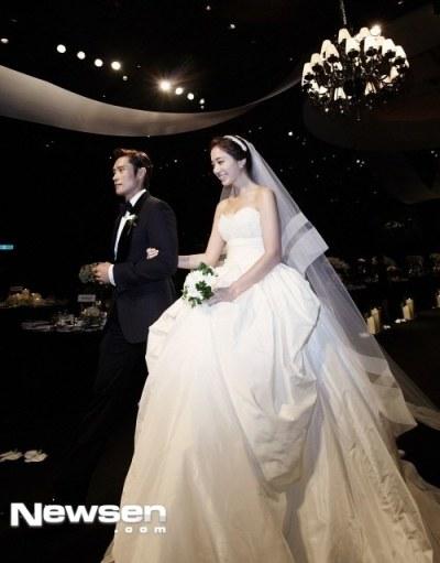 Lee Byung-hun and Lee Min-jung's wedding, visually ...