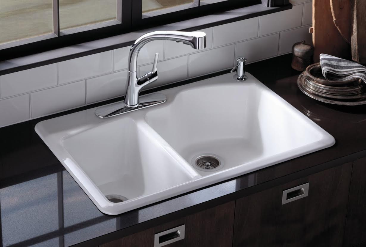 picking the right sink for your kitchen remodel porcelain kitchen sink