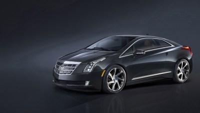 2014 Cadillac ELR Wallpaper | HD Car Wallpapers | ID #3227