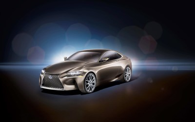 2015 All new Lexus RC F 2 Wallpaper | HD Car Wallpapers | ID #5000