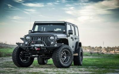2015 STRUT Jeep Wrangler Wallpaper | HD Car Wallpapers | ID #5949