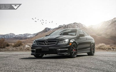 2015 Vorsteiner Mercedes Benz C63 AMG Wallpaper | HD Car Wallpapers | ID #5387