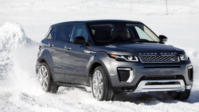 2016 Range Rover Evoque Autobiography 4K Wallpaper | HD Car Wallpapers | ID #6932
