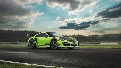 2016 TechArt Porsche 911 Turbo GTstreet R 3 Wallpaper | HD Car Wallpapers | ID #7250