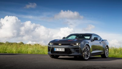 2017 Chevrolet Camaro 50th Anniversary Edition 2 Wallpaper | HD Car Wallpapers | ID #6708