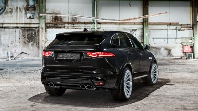 2017 Hamann Jaguar F Pace Wallpaper | HD Car Wallpapers | ID #7480