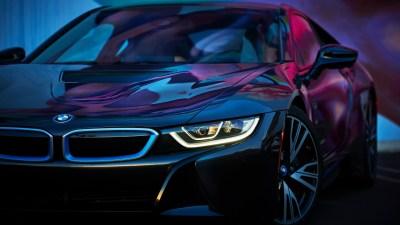 2018 BMW i8 4K Wallpaper | HD Car Wallpapers | ID #9693