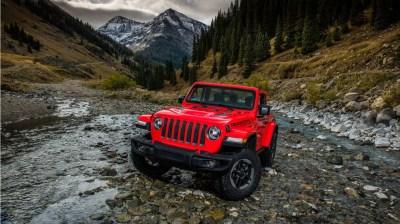 2018 Jeep Wrangler Rubicon Wallpaper | HD Car Wallpapers | ID #9166