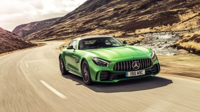 Mercedes AMG GT R 4K Wallpaper | HD Car Wallpapers | ID #7769