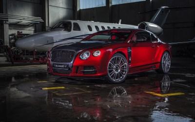 2013 Mansory Bentley Continental GT Sanguis Wallpaper | HD ...