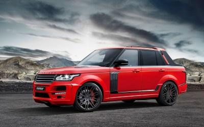 2015 Startech Range Rover Pickup Wallpaper   HD Car Wallpapers   ID #5286